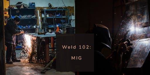 Weld 102: MIG 10.26+11.2.19