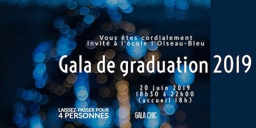 Bal des finissant École l'Oiseau-Bleu - 2019