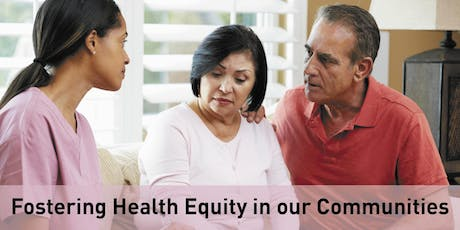 ARC's Empowerline Aging Forum: Fostering Health Equity in our Communities tickets