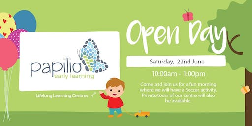 Papilio Early Learning North Strathfield Open Day (Blue Campus)
