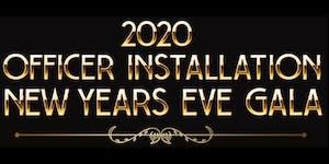 2020 Officers Installation Gala