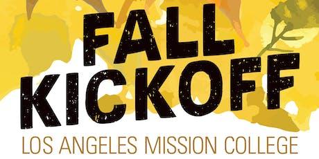 Fall Kickoff 2019 tickets
