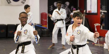 FREE Adult Martial Arts Class Ages 17+ y/o tickets