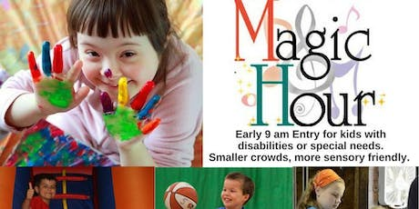 Magic Hour @KidFest! 2020: VIP Entry for Kids with Special Needs tickets