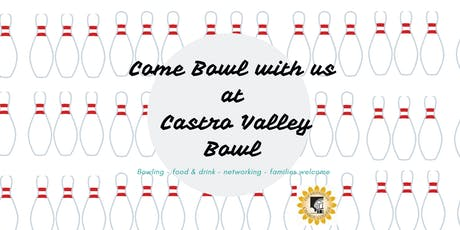 Alumni Happy Hour Mixer at Castro Valley Bowl tickets