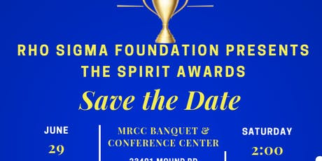 2019 RSF Spirit Awards tickets