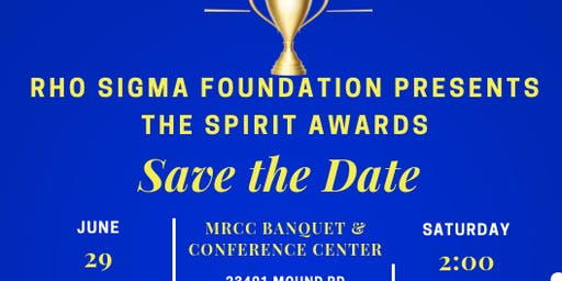 2019 RSF Spirit Awards