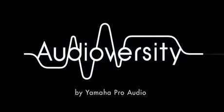 Yamaha Audioversity Training - SYD tickets