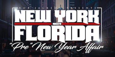 NEW YORK MEETS FLORIDA