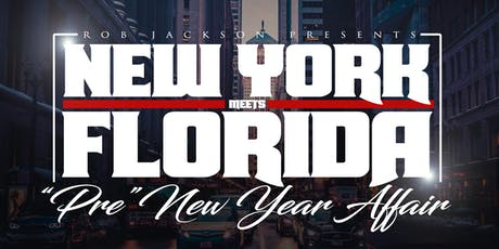 NEW YORK MEETS FLORIDA tickets