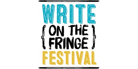 Stand-up comedy for beginners - Write on the Fringe - Bendigo tickets
