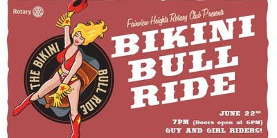 Bikini Bull Ride