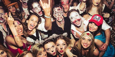 Halloween Bar Crawl (with $1,000 costume contest) on King Street