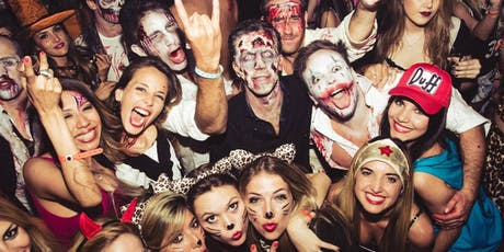 Halloween Bar Crawl on King Street (with $1,000 costume contest) tickets