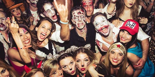 Halloween Bar Crawl on King Street (with $1,000 costume contest)