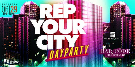 REP YOUR CITY DAY PARTY  tickets