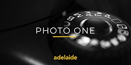 Photo One | Adelaide | Beginner (117547) tickets