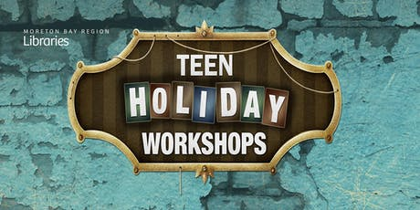 Making Holograms (11-17 years) - Caboolture Library tickets
