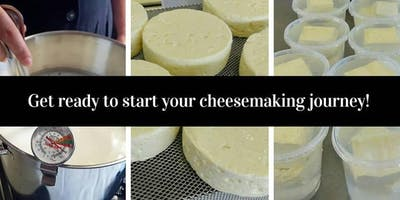 The CURDS and the CHEESE - Full Day Workshop