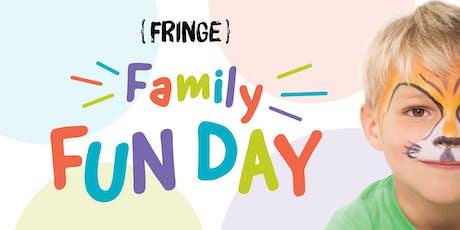 Fringe Family Fun Day - Bendigo tickets