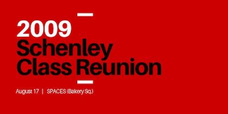 C/O 2009 Schenley High School Class Reunion tickets