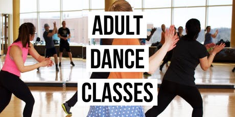 Adult Dance Classes-4 week session tickets