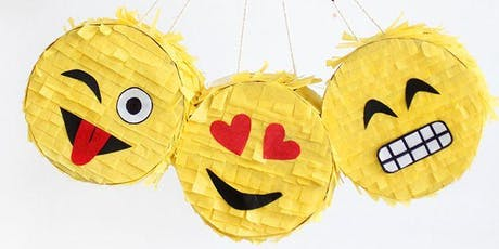 Teen Program: DIY Mini Emoji Piñatas tickets