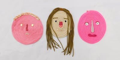 Textile Portraits with Carla Adams