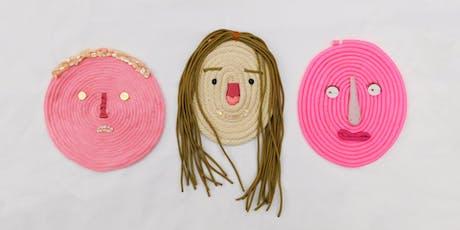 Textile Portraits with Carla Adams tickets