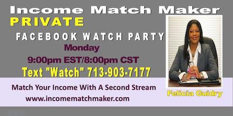 Entrepreneur Business Call-San Antonio- Face Book Watch Party tickets