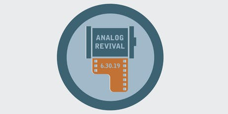 ANALOG REVIVAL tickets