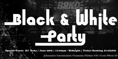 Black & White Party tickets
