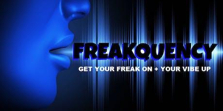 BET WEEKEND: Freakquency Hip-Hop Night tickets