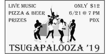 Tsugapalooza '19 tickets