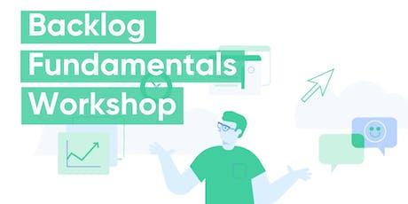 Backlog Fundamentals Workshop (Project Management) tickets