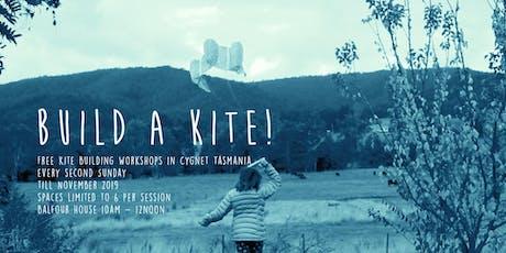 Kite Building Workshops tickets