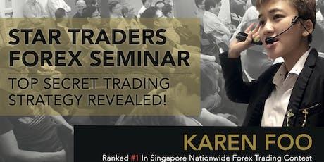 Star Traders Forex Seminar tickets