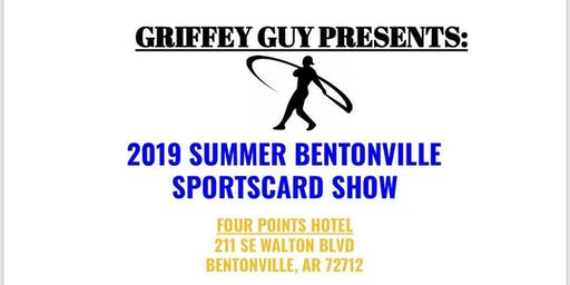 2019 Summer Bentonville Sportscard Show