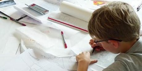 Architect for a Day - model making - ages 8 -12 Artspace Collective tickets