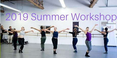CRDT 2019 Summer Weekend Workshop tickets