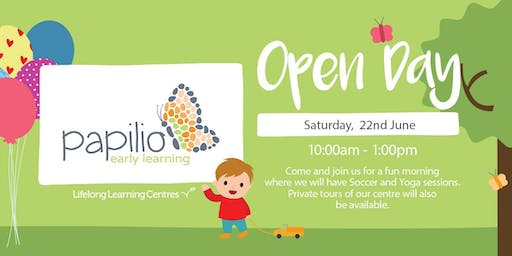 Papilio Early Learning North Strathfield Open Day (Orange Campus)