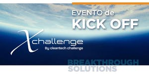 Evento de Kick off: X Challenge 2019