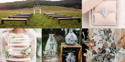 The Rustic Wedding - A Styled Shoot