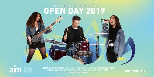 AIM Open Day 2019 | Sydney