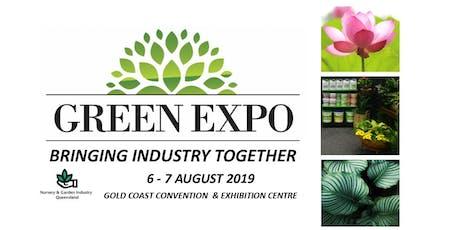 Green Expo 2019 tickets
