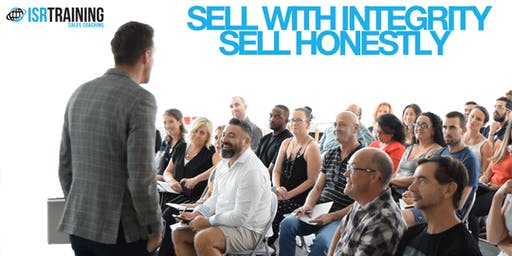 Ethical Sales Training Bootcamp with ISR Training
