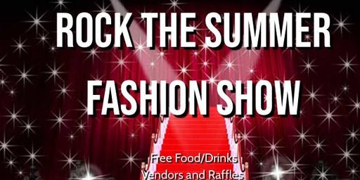 Rock The Summer Fashion Show