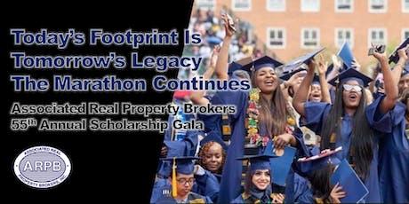 ARPB 55th Annual Scholarship Gala tickets