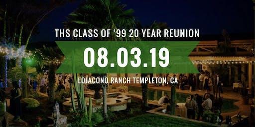 THS Class of '99 Reunion