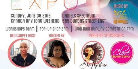 WOH HAIR EXPO 2019 tickets